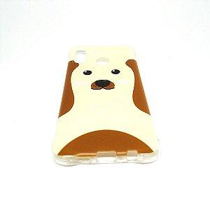 Capa para celular do Samsung A20 / A30 - Cachorro
