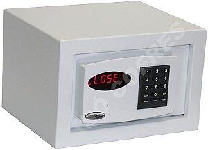 Cofre Eletrônico Personal - A 20 X L 30 X P 25 -  com Painel Digital e Auditoria