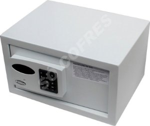 Cofre Eletrônico Office - A 24 X L 41 X P 30 - com Painel Digital e Auditoria