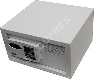 Cofre Eletrônico Office Top - A 24 X L 41 X P 42 - com Luz Interna e Auditoria