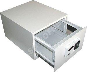 Arquivo Eletrônico File Safe - A 33 X L 48 X P 55 - com Painel Digital e Auditoria para Pastas Suspensas