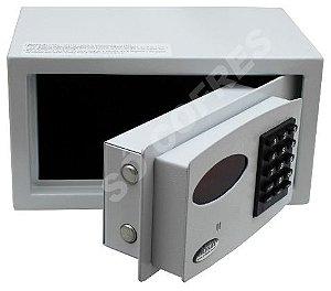 Cofre Eletrônico Box com Painel Digital e Auditoria - Alt 16 X Larg 30 X Prof 25