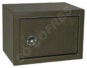 Cofre Mecânico MEC 25 - Chave Tetra - A 25 X L 35 X P 25 - para Fixar