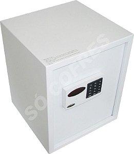 Cofre Eletrônico Company Plus - A 50 X L 41 X P 42 - com Cofre Interno A 20 X L 30 X P 25 cm