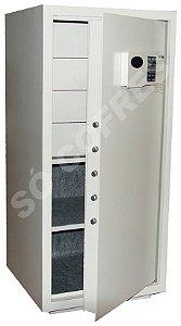 SOB ENCOMENDA - Cofre Eletrônico Master 120 - A 120 X L 50 X P 50 - Múltiplos Usuários e Auditoria