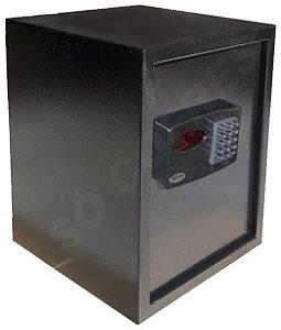 Cofre Eletrônico Company Black - A 50 X L 41 X P 42 - com Senha Digital e Luz Interna