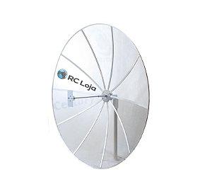 Antena Parabólica Celular 190cm 1800/2100Mhz