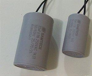 Capacitor para Motor 18Uf 250V