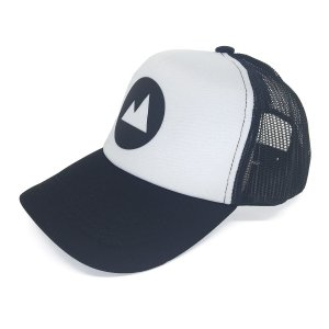 BONÉ TRUCKER WHITE