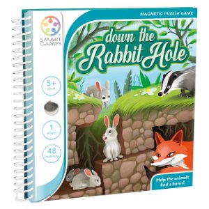 Down The Rabbit Hole - Smart games