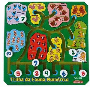 Trilha da Fauna Numérico