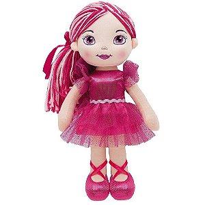 Boneca Bailarina Fashion