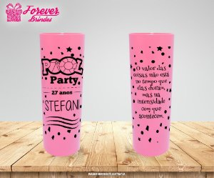 Copo Long Drink Pool Party Aniversário