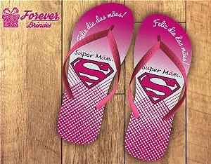 Chinelo Dia Das Mães Super Mãe