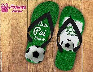 Chinelo Dia Dos Pais Futebol