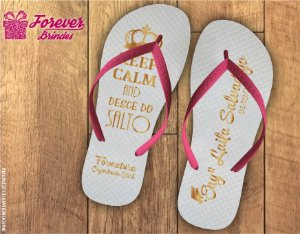 Chinelo Formatura Engenharia Civil Keep Calm