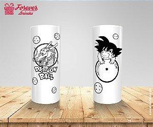 Copo Long Drink Dragon Ball