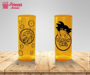 Copo Long Drink Dragon Ball