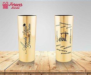 Copo Long Drink Metalizado Engenharia Civil Hashtags