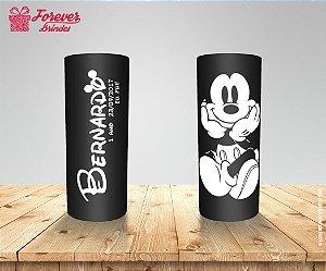 Copo Long Drink Aniversário Infantil Mickey