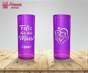 Copo Long Drink Dia Das Mães Colo De Mãe