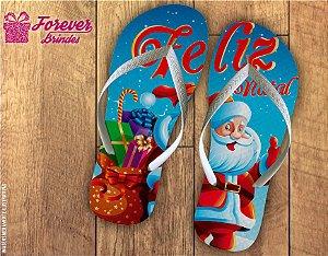 Chinelo De Natal Presentes Natalinos