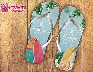 Chinelo Festa Havaiana Praia