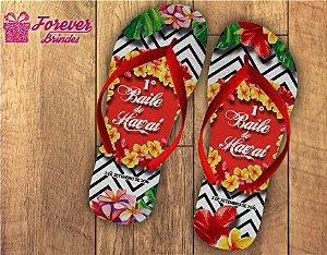 Chinelo Festa Havaiana Listrado