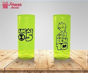 Copo Long Drink Ben 10