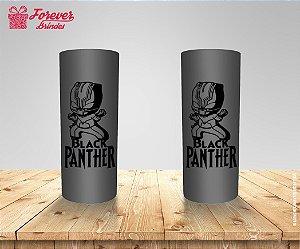 Copo Long Drink Pantera Negra Aniversário