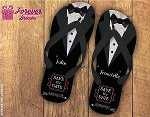 chinelo casamento terno do noivo