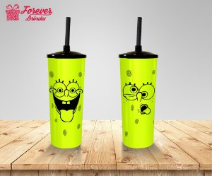 Copo Long Drink Bob Esponja