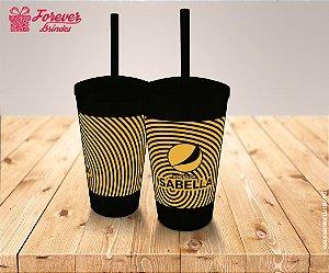 Copo Twister Com Logo De Empresa