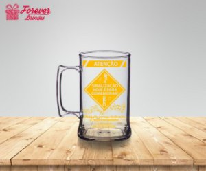 Caneca De Chopp Dia Do Motorista