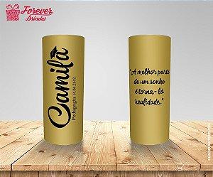 Copo Long Drink Pedagogia Com Frase Forever Brindes