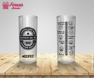 Copo Long Drink Festa De Boteco