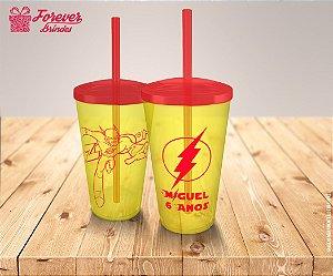 Copo Twister Personalizado The Flash