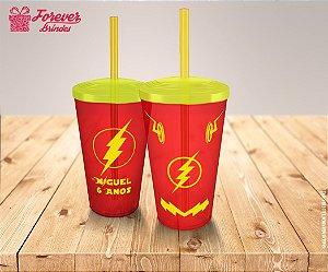 Copo Twister Aniversário The Flash