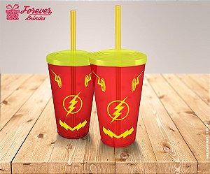 Copo Twister Personalizado De Aniversário The Flash