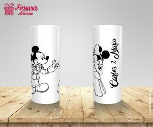 Copo Long Drink Festa De Casamento Mickey