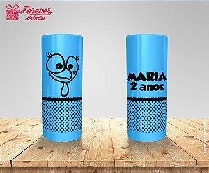Copo Long Drink Festa Da Galinha Pintadinha