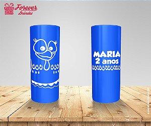Copo Long Drink Festa Infantil Galinha Pintadinha