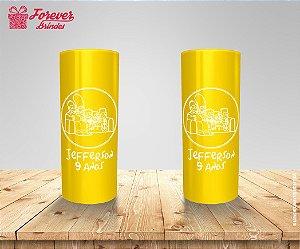 Copo Long Drink Família Simpson