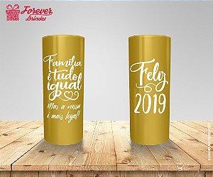 Copo Long Drink Ano Novo Em Família