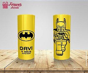 Copo Long Drink Aniversário Batman