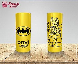 Copo Long Drink Batman Aniversário