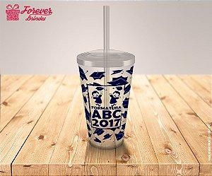 Copo Twister Formatura ABC