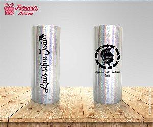Copo Long Drink Holográfico Engenharia De Produção