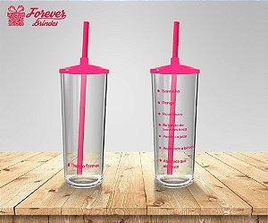 Copo Long Drink Formatura Ciências Contábeis