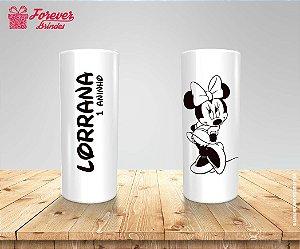 Copo Long Drink Personalizado Minnie